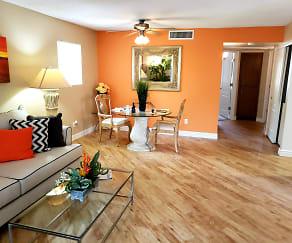 Living Room, The Scottsdale Belle Rive