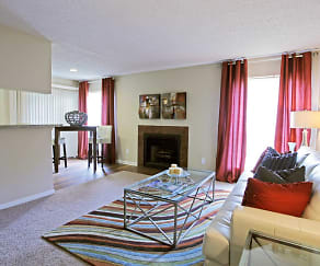 Living Room, Pleasant Woods