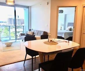 Dining Room, 555 South St Apt 1710
