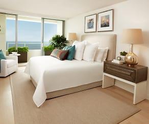 Bedroom, 1221 Ocean Avenue