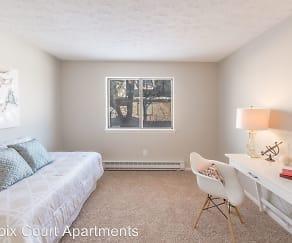LaCroix Court Apartments, King's Court, Irondequoit, NY