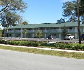 Building, Grand Oaks Apartments of NSB