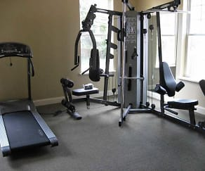 Fitness Weight Room, Port Clinton Pointe