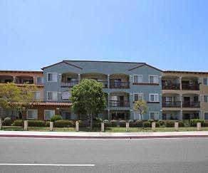 Building, Huntington Breeze Senior Apartments