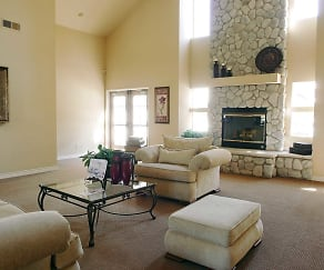 Clubhouse, Crown Ridge Apartments