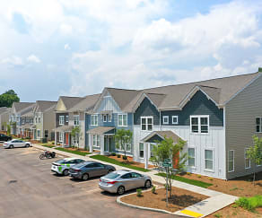 Building, Chandler Commons Townhomes