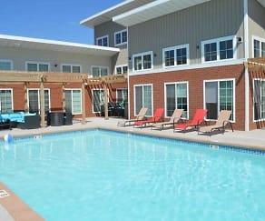 Pool, Citadel Apartments