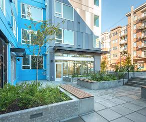 Beautiful and spacious homes with a playful exterior, Modera Jackson