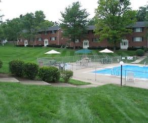 Pool, Sharondale Woods
