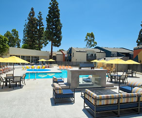 Pool, Horizon Apartment homes