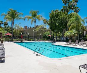 Pool, Montierra