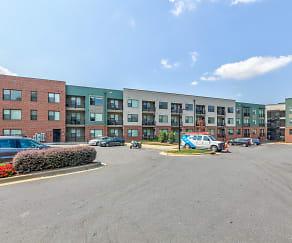 Building, Asbury Flats