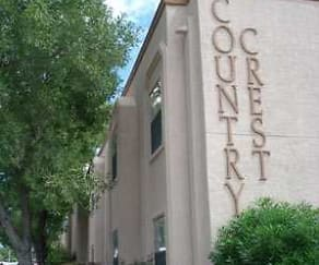 Building, Country Crest Apartment Homes