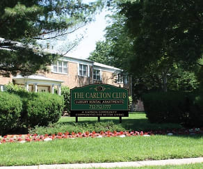 Community Signage, The Carlton Club