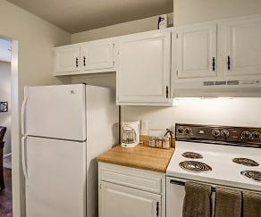 Kitchen, Diamond Valley Apartment Homes