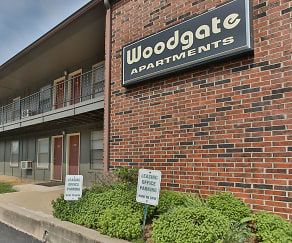 Community Signage, Woodgate Apartments