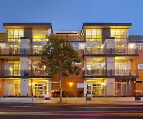 Building, Bixby