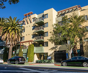 Living at Santa Monica, Animo Venice Charter High School, Venice, CA