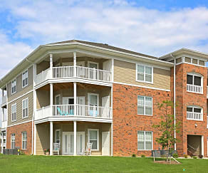 Building, Oak Grove Crossing Luxury Apartment Homes