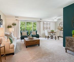 Living Room, Streamside