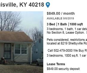 Houses for Rent in Germantown, Louisville, KY - 12 Rentals