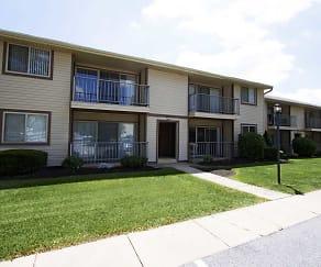 Building, Rolling Hills Apartments