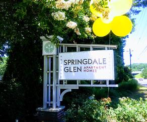 Community Signage, Springdale Glen