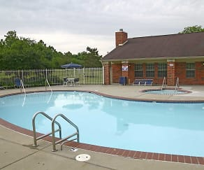 Pool, Darby Court