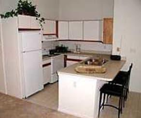 Kitchen, Prairie Creek Townhomes