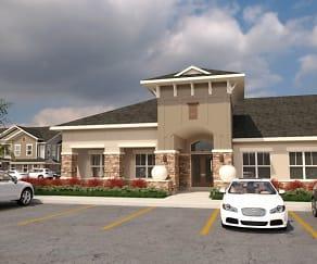 Building, Verso Luxury Apartments