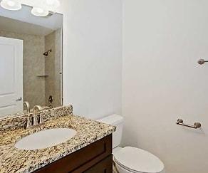 Bathroom, Liberty Village