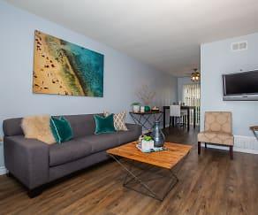 Living Room, Imperial Beach Gardens