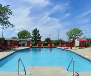 Pool, Brickyard Flats