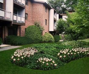 Building, Imperial Village Apartments