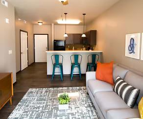 Hardwood Floors, Walnut Lake Apartments