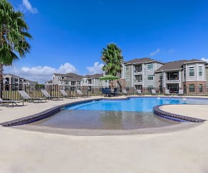 Pool, The Colony Apartments