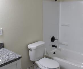 Bathroom, 1050 Wayne Ave