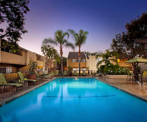 Located in ABC School District with award-winning schools, Cerritos Apartments