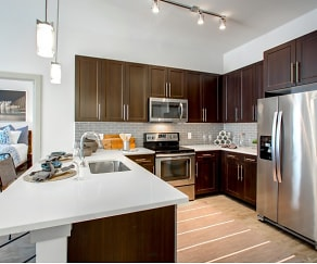 Kitchen, Lincoln at Dilworth