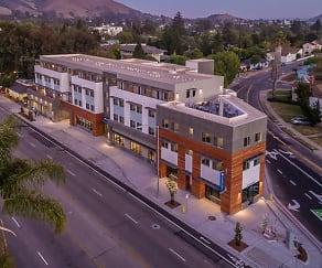 Building, The Academy Chorro