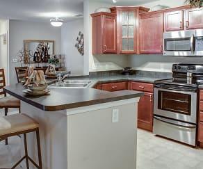 Kitchen, WillowBrook