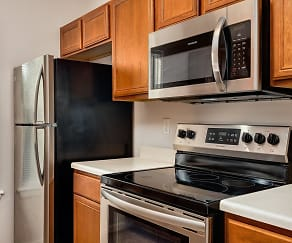 Kitchen, Cornerstone Apartments