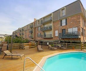 Pool, Sailboat Bay Apartments
