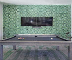 Peoria, AZ Enclave at Arrowhead family friends activities clubhouse ping pong pool table, Enclave at Arrowhead