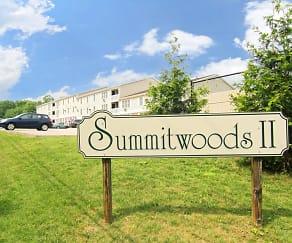 Community Signage, Summitwoods II