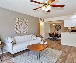Living Room, Glen Brae