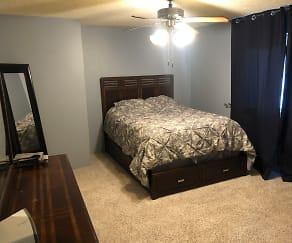 Bedroom, 3631 W. Union Ave
