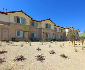 Building, Rancho Seneca
