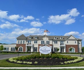 Building, Plaza Grande at Garden State Park - 55+