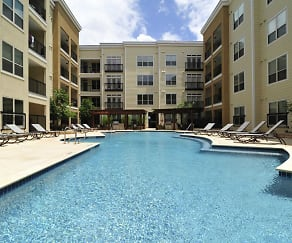 Pool, The District At SoCo